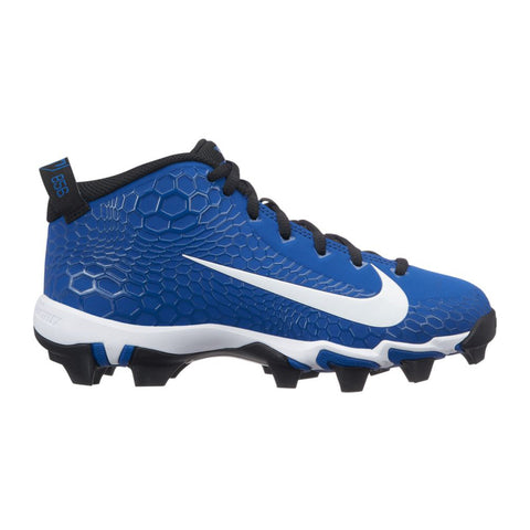 NIKE JUNIOR AIR FORCE TROUT 5 PRO KEYSTONE BLUE/WHITE BASEBALL CLEAT