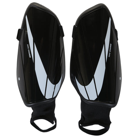 NIKE CHARGE BLACK SOCCER SHINGUARD