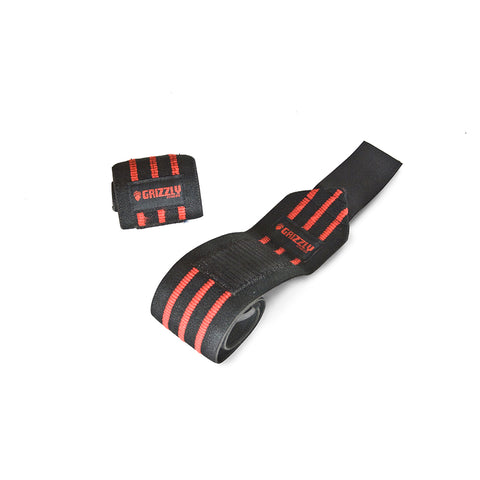 GRIZZLY HEAVY DUTY 20 INCH WRIST WRAPS