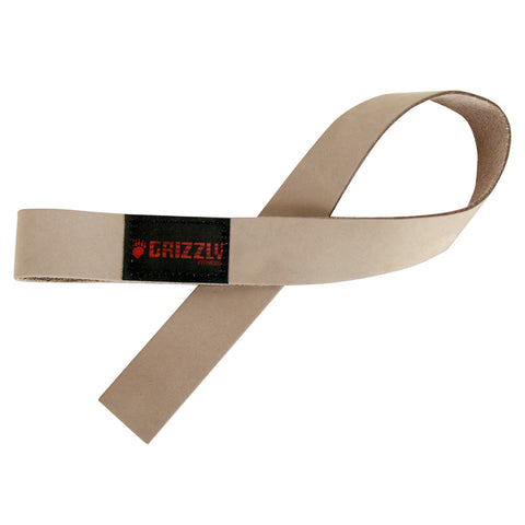 GRIZZLY LEATHER LIFTING STRAPS