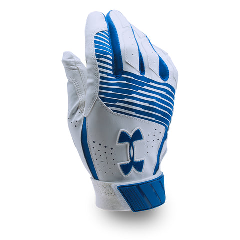 UNDER ARMOUR BATTING GLOVE CLEAN UP VI ROYAL