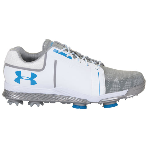 UNDER ARMOUR WOMEN'S TEMPO SPORT WHITE GOLF SHOE