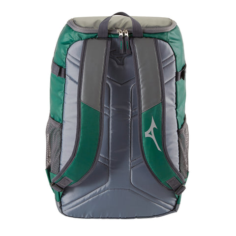 MIZUNO OG5 BACKPACK GREEN/GRAY