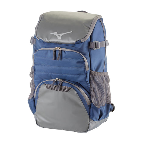 MIZUNO OG5 BACKPACK NAVY/GRAY