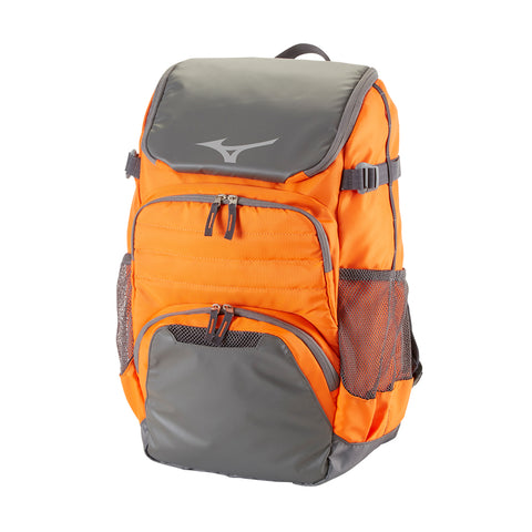 MIZUNO OG5 BACKPACK ORANGE/GRAY