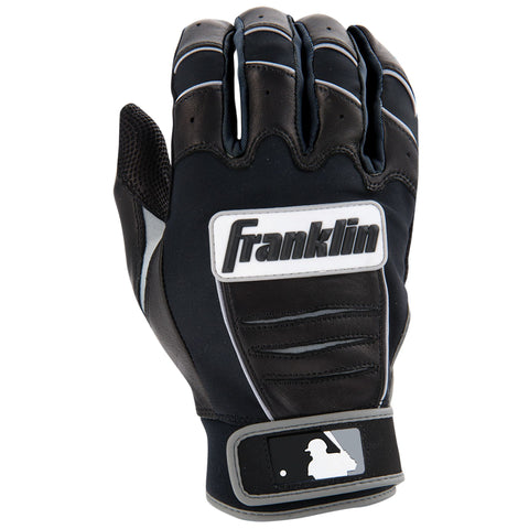 FRANKLIN CFX PRO SERIES BLACK BATTING GLOVE
