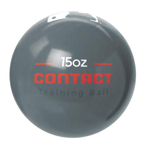 FRANKLIN MLB CONTACT TRAINING BALL 15 OZ