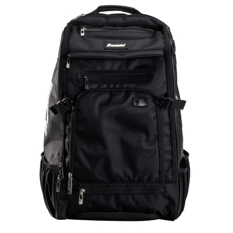 FRANKLIN TRAVELER ELITE CHROME BACKPACK BLACK