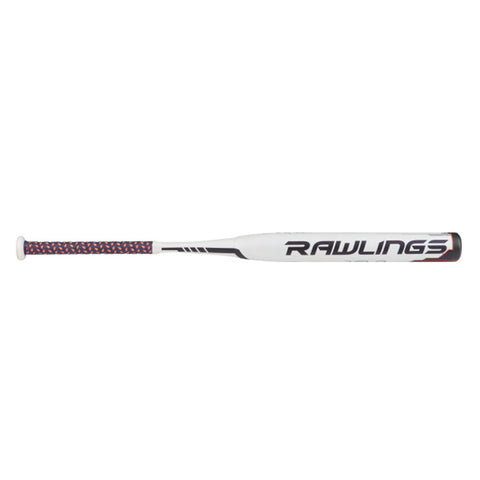 RAWLINGS VELO 2 PIECE COMPOSITE -9 DROP 34 INCH FASTPITCH BAT