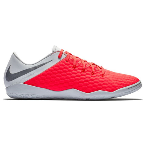 NIKE MEN'S HYPERVENOM 3 ACADEMY INDOOR SOCCER CLEAT