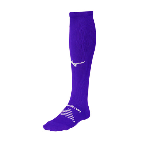 MIZUNO DIAMOND OTC SOCK PURPLE