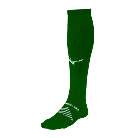 MIZUNO DIAMOND OTC SOCK FOREST GREEN