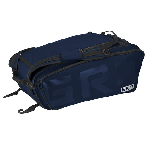 GRIT BD01 27 INCH NAVY BASEBALL DUFFLE/BACK PACK