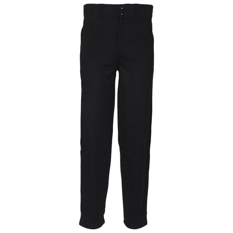 LOUISVILLE MENS OPEN BOTTOM BLACK LONG PANT