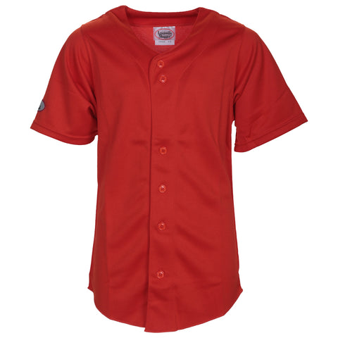 LOUISVILLE JUNIOR AEROKNIT ORANGE SHORT SLEEVE SHIRT