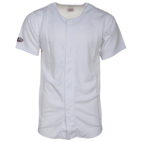 LOUISVILLE SENIOR AEROKNIT WHITE SHORT SLEEVE SHIRT