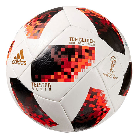 ADIDAS WORLD CUP KNOCK OUT TOP GLIDER SIZE 5 SOCCER BALL