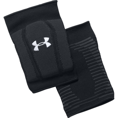 UNDER ARMOUR \ ARMOUR 2.0 BLACK VOLLEYBALL KNEEPAD