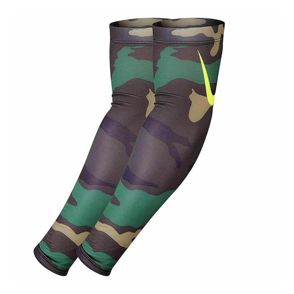Nike Pro Dri Fit 3 0 Camo Arm Sleeves National Sports