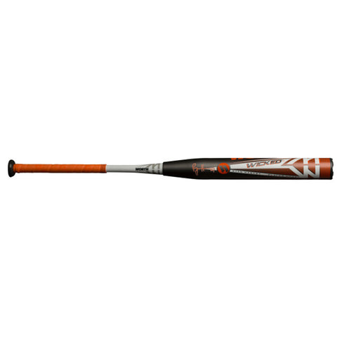 WORTH 2019 WICKED HARVEY XL USSSA SLOWPITCH BAT