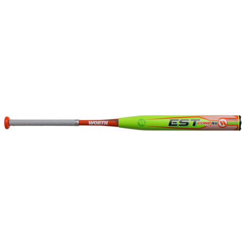 WORTH 2019 EST COMP XL ENDLOAD USSSA SLOWPITCH BAT