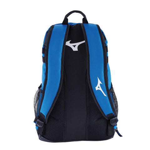 MIZUNO TEAM ELITE CROSSOVER BACKPACK ROYAL/BLACK