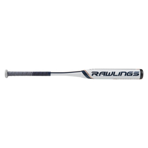 RAWLINGS 2019 VELO 2 PIECE COMPOSITE -11 DROP FASTPITCH BAT