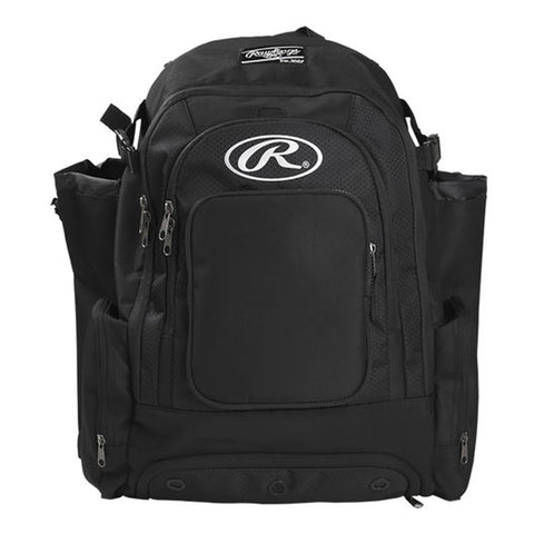 RAWLINGS COMRADE BLACK BACKPACK