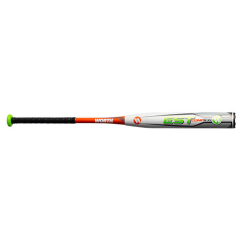 WORTH 2019 WORTH EST XXL 12.5 INCH BARREL USSSA SLOWPITCH BAT
