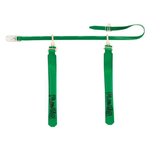 SIDELINES 42'' FLAG-A-TAG GREEN