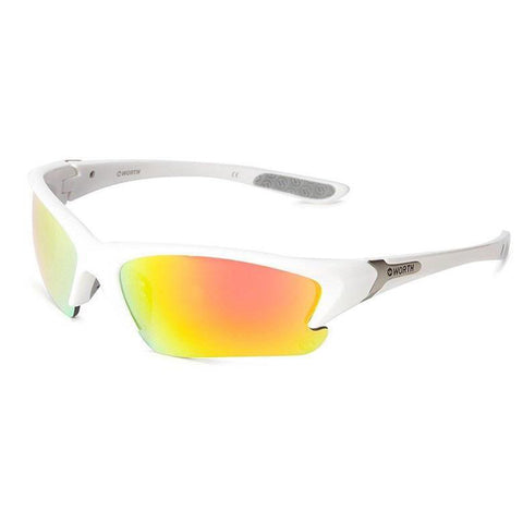 WORTH FP 3 RV WHITE/ORANGE SUNGLASSES