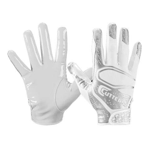 CUTTERS S251 REV 2.0 WHITE FOOTBALL GLOVE