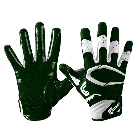 CUTTERS S451 REV PRO 2.0 GREEN FOOTBALL GLOVE