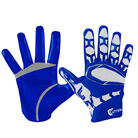 CUTTERS S541 REV PRO 3D 2.0 ROYAL FOOTBALL GLOVE