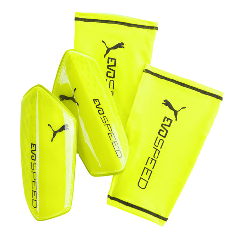PUMA EVOSPEED 3.5 SAFETY YELLOW SHINGUARD