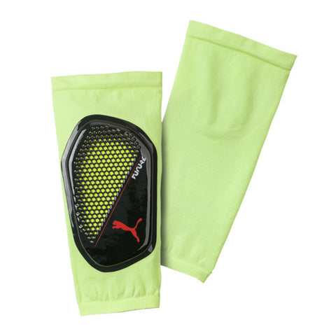 PUMA FUTURE 18.1 FIZZY YELLOW SHINGUARD