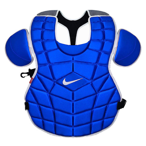 NIKE DE3539 18 INCH ROYAL CATCHER CHEST PROTECTOR