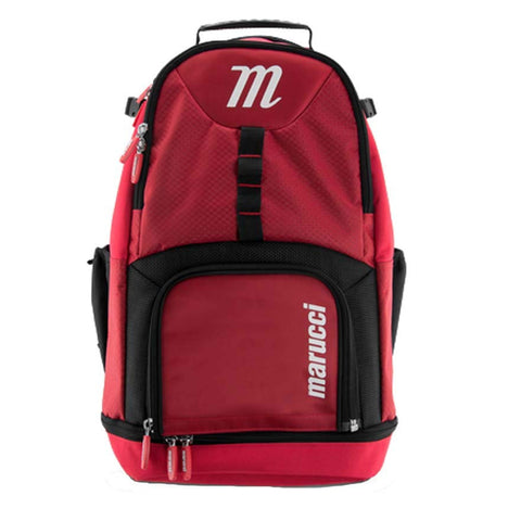 MARUCCI F5 RED BACKPACK