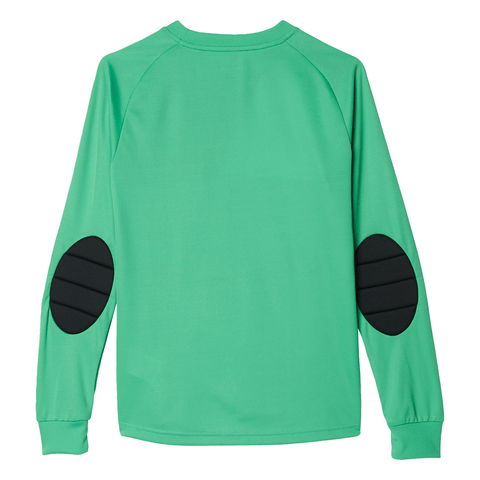ADIDAS YOUTH ASSITA 17 ENERGY GREEN GOAL KEEPER JERSEY BACK