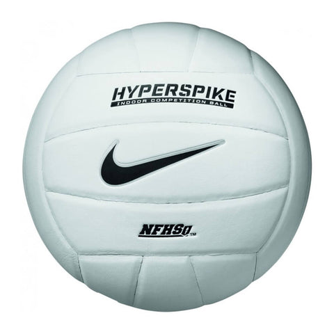 NIKE HYPERSPIKE WHITE 18P INDOOR VOLLEYBALL