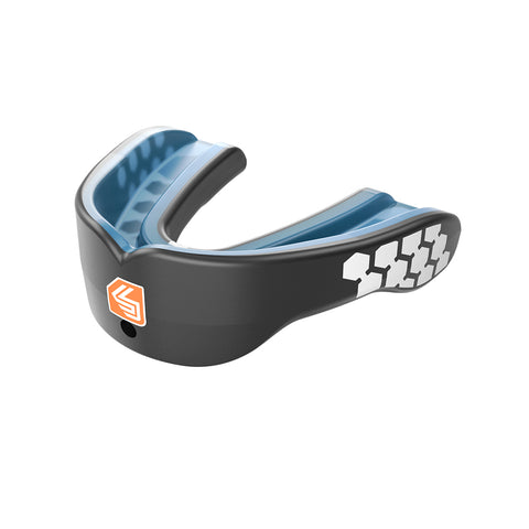 SHOCK DOCTOR SR GEL MAX POWER CARBON CONVERT MOUTHGUARD