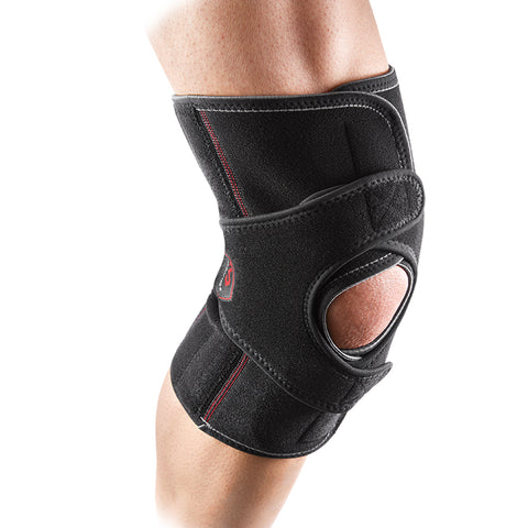 MCDAVID USA 4201 VOW VERSATILE OVER WRAP KNEE WRAP WITH STAYS