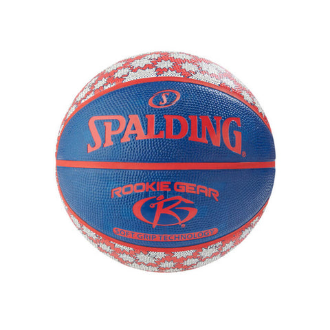 SPALDING ROOKIE GEAR COMIC SIZE 5 BASKETBALL