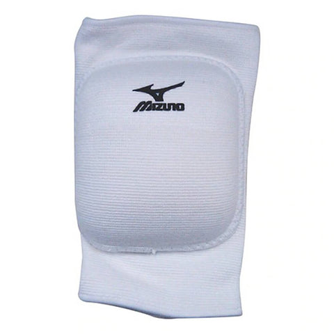 MIZUNO JUNIOR MZ-T1 ONE SIZE WHITE VOLLEYBALL KNEEPAD