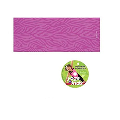 GAIAM KIDS YOGA KIT PINK