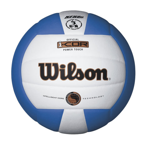 WILSON I-COR POWER TOUCH ROYAL VOLLEYBALL