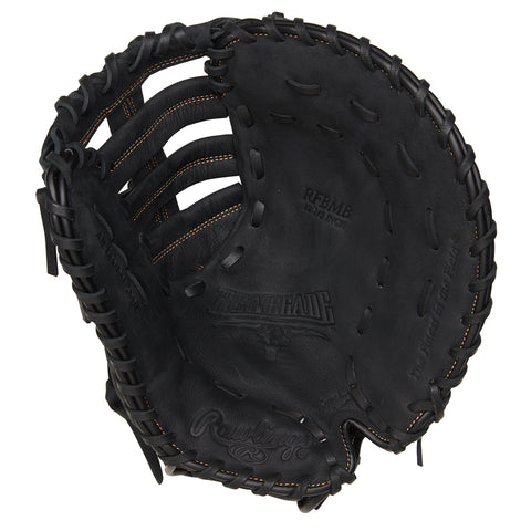 RAWLINGS RENEGADE 12.5 INCH 1ST BASE GLOVE LEFT HAND THROW