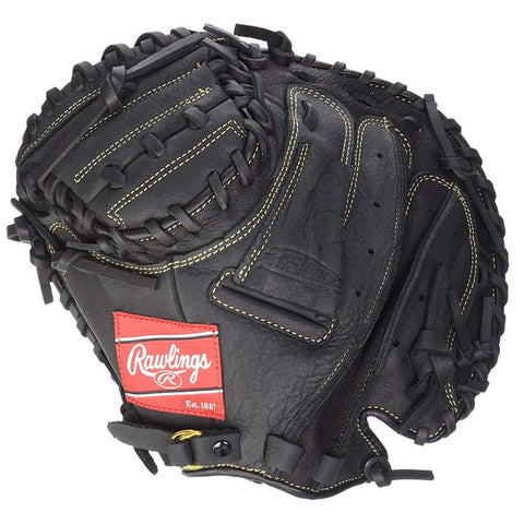 RAWLINGS YOUTH RENEGADE 31.5 INCH CATCHERS MITT LEFT HAND THROW