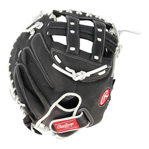 RAWLINGS SHUTOUT 32.5 INCH FASTPITCH CATCHERS MITT RIGHT HAND THROW