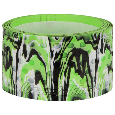 LIZARD SKINS 1.8MM LIME CAMO BAT GRIP